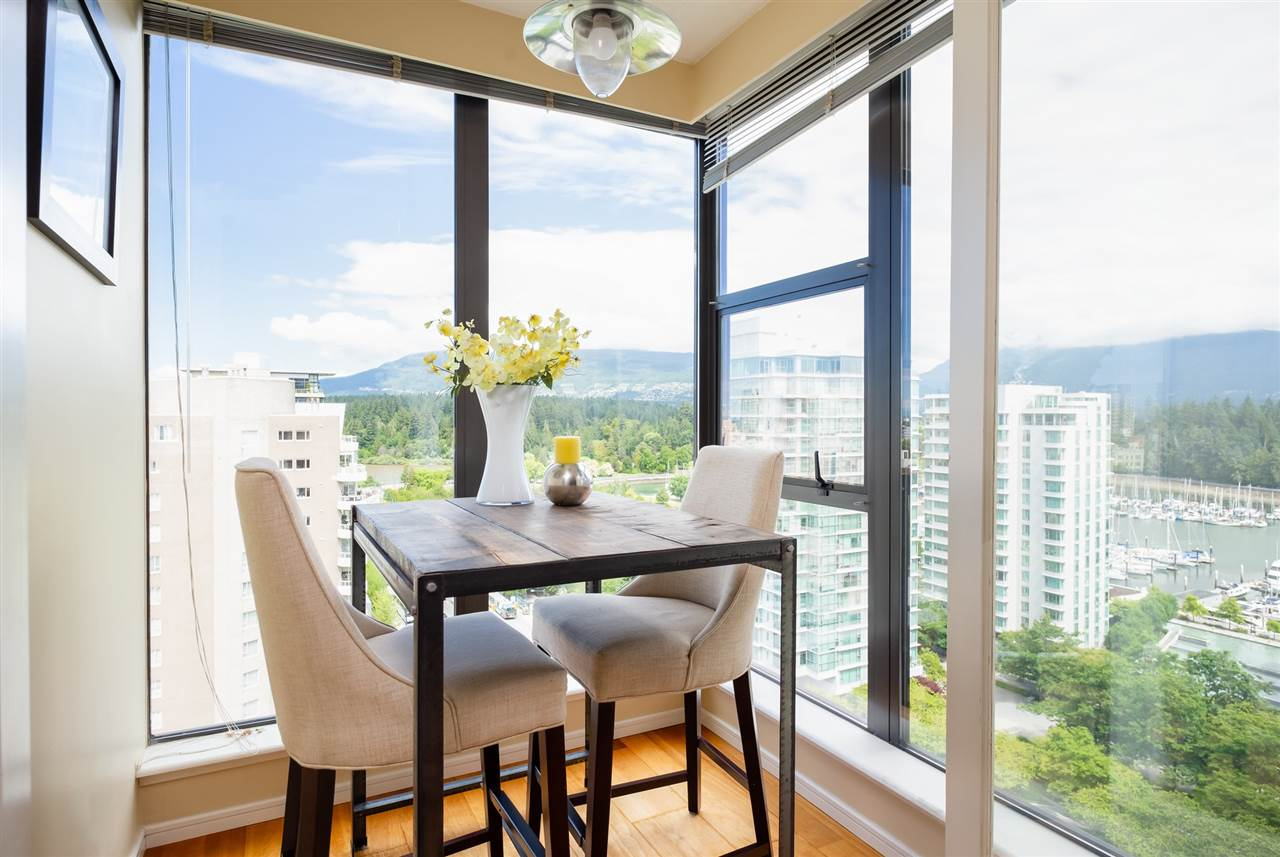 Sold: 1805 - 1723 Alberni Street, Vancouver, BC