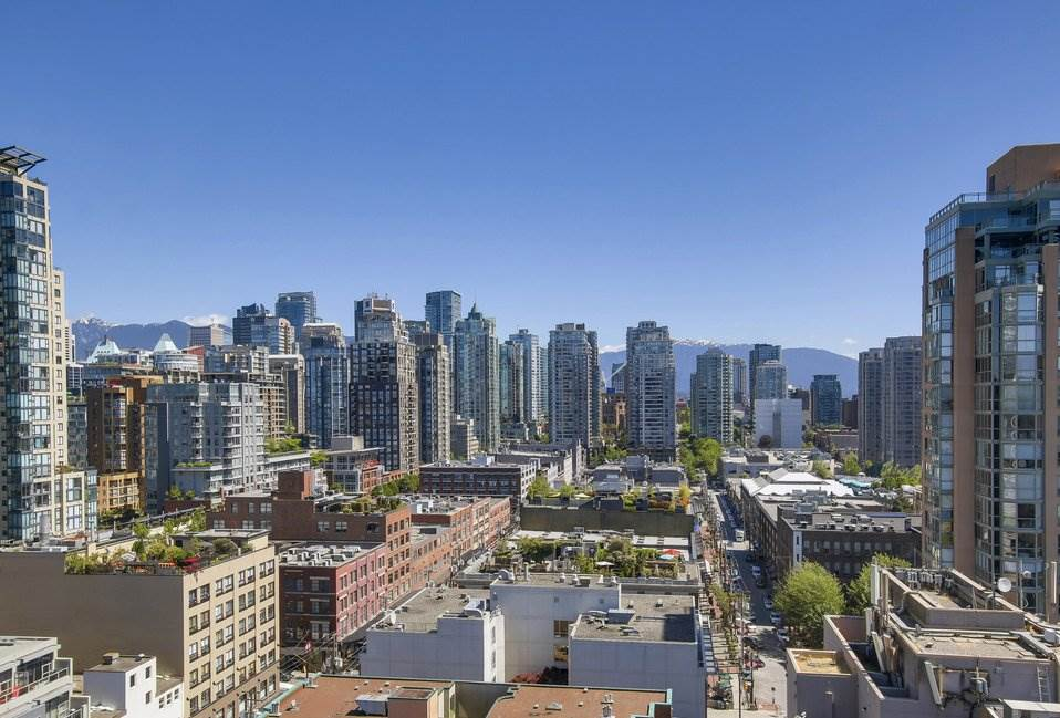 For Sale: 1805 - 289 Drake Street, Vancouver, BC | 2 Bed, 2 Bath Condo for $1,399,800. See 20 photos!