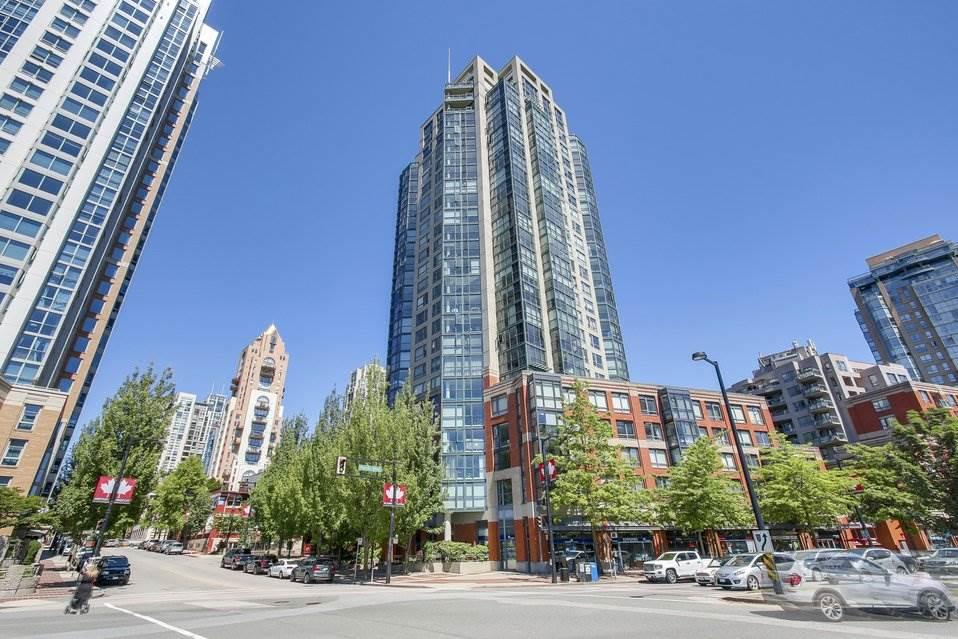 Sold: 1805 - 289 Drake Street, Vancouver, BC
