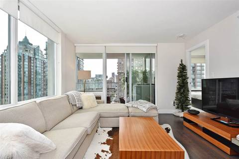 Condo for sale at 535 Smithe St Unit 1805 Vancouver British Columbia - MLS: R2372791