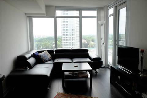 Apartment for rent at 72 Esther Shiner Blvd Unit 1805 Toronto Ontario - MLS: C4579941