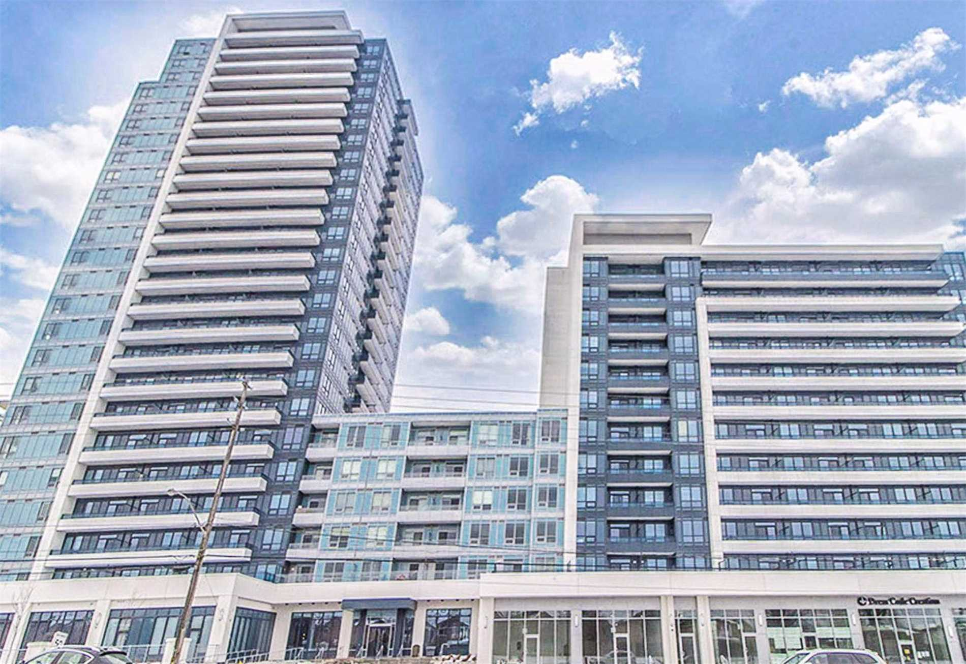 Buliding: 7890 Bathurst Street, Vaughan, ON