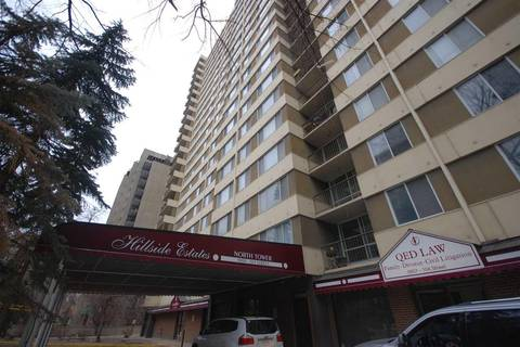 Condo for sale at 9909 104 St Nw Unit 1805 Edmonton Alberta - MLS: E4148885