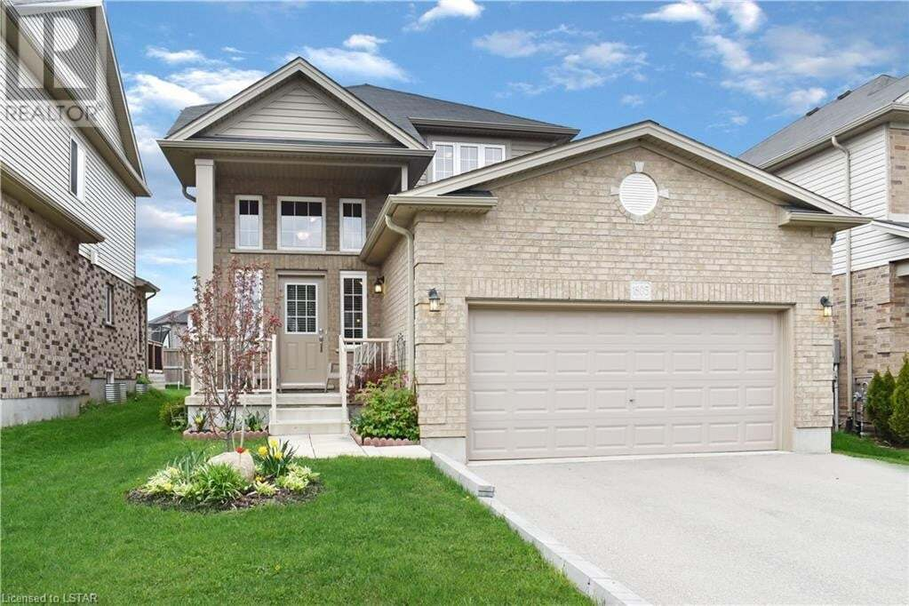 House for sale at 1805 Brown Dr London Ontario - MLS: 260397