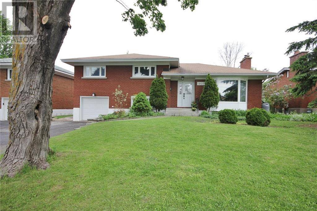 House for rent at 1805 Forman Ave Ottawa Ontario - MLS: 1172716