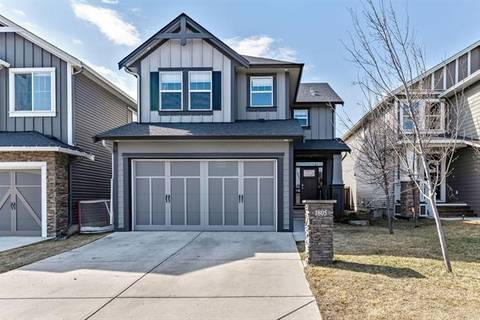 House for sale at 1805 Reunion Te Northwest Airdrie Alberta - MLS: C4242527