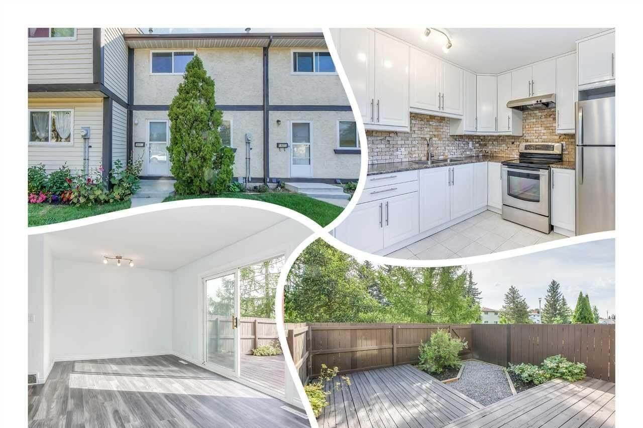 Townhouse for sale at 18052 93 Av NW Edmonton Alberta - MLS: E4211463