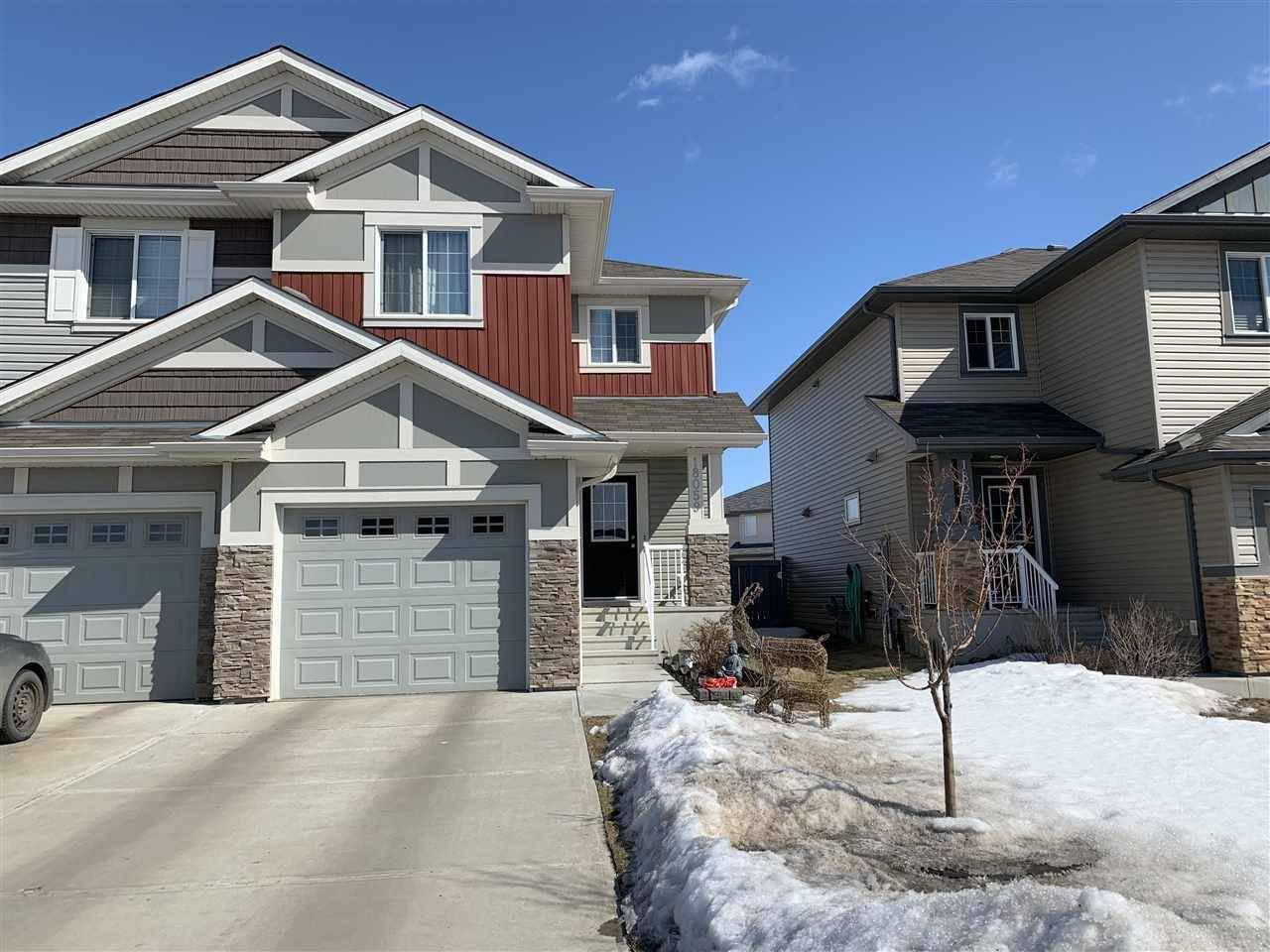 Townhouse for sale at 18059 85 St Nw Edmonton Alberta - MLS: E4193858