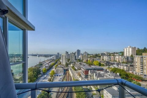 Condo for sale at 125 Columbia St Unit 1806 New Westminster British Columbia - MLS: R2508857