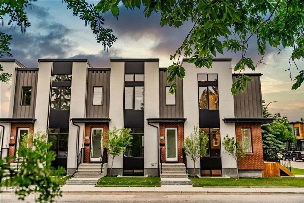 Townhouse for sale at 1806 24 Av NW Capitol Hill, Calgary Alberta - MLS: C4299867