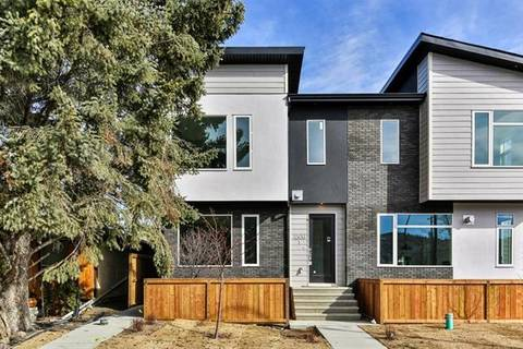 Townhouse for sale at 1806 44 St Northwest Calgary Alberta - MLS: C4289084