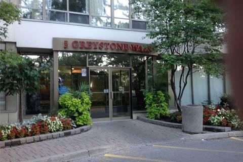 Condo for sale at 5 Greystone Walk Dr Unit 1806 Toronto Ontario - MLS: E4571168