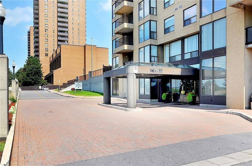 Condo for sale at 545 St Laurent Blvd Unit 1806 Ottawa Ontario - MLS: 1172137