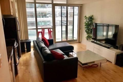 Apartment for rent at 65 Bremner Blvd Unit 1806 Toronto Ontario - MLS: C4630885