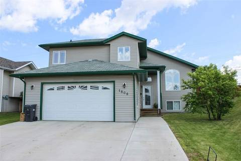House for sale at 1806 7 St Cold Lake Alberta - MLS: E4153730