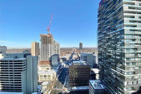 Apartment for rent at 8 Eglinton Ave Unit 1806 Toronto Ontario - MLS: C4680842