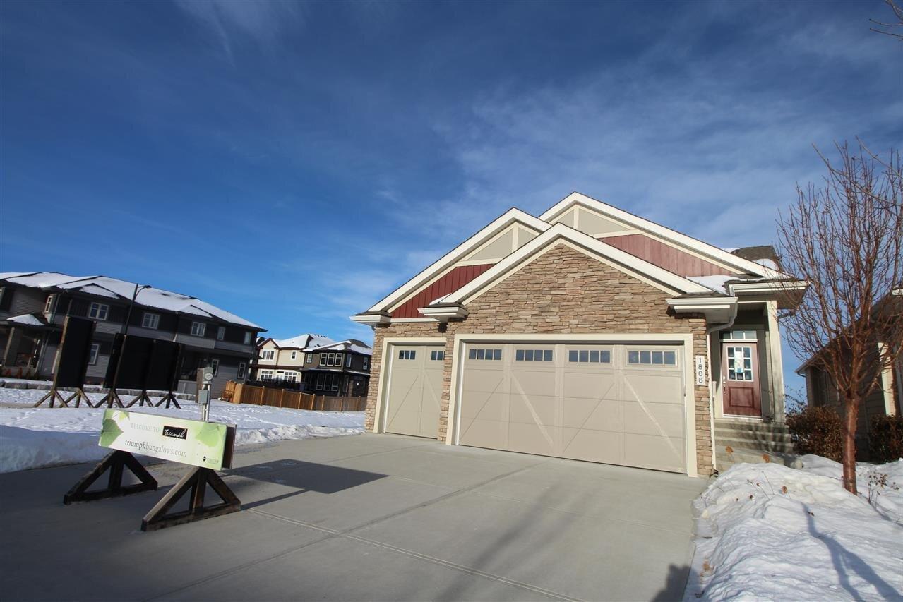 House for sale at 1806 Ainslie Co SW Edmonton Alberta - MLS: E4207752