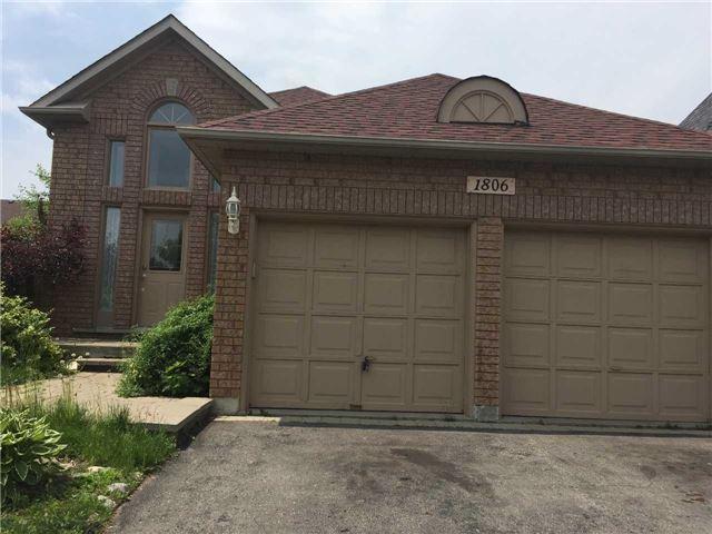Sold: 1806 Edenwood Drive, Oshawa, ON