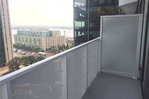 Apartment for rent at 100 Harbour St Unit 1807 Toronto Ontario - MLS: C4671311