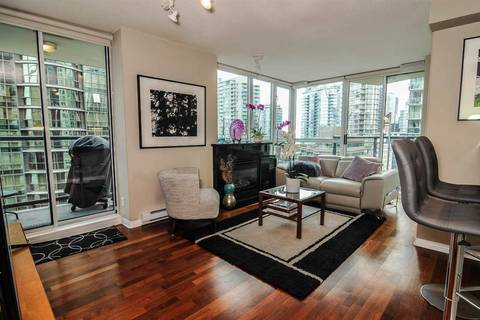 Condo for sale at 1328 Pender St W Unit 1807 Vancouver British Columbia - MLS: R2369283