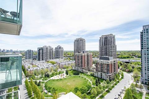 Apartment for rent at 16 Harrison Garden Blvd Unit 1807 Toronto Ontario - MLS: C4519292