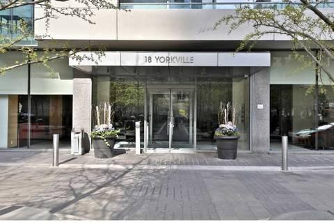 Apartment for rent at 18 Yorkville Ave Unit 1807 Toronto Ontario - MLS: C4729968