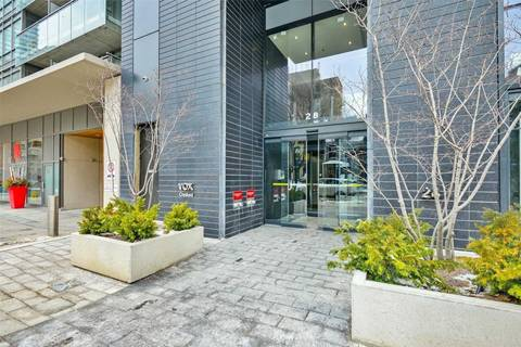 Apartment for rent at 28 Wellesley St Unit 1807 Toronto Ontario - MLS: C4728816