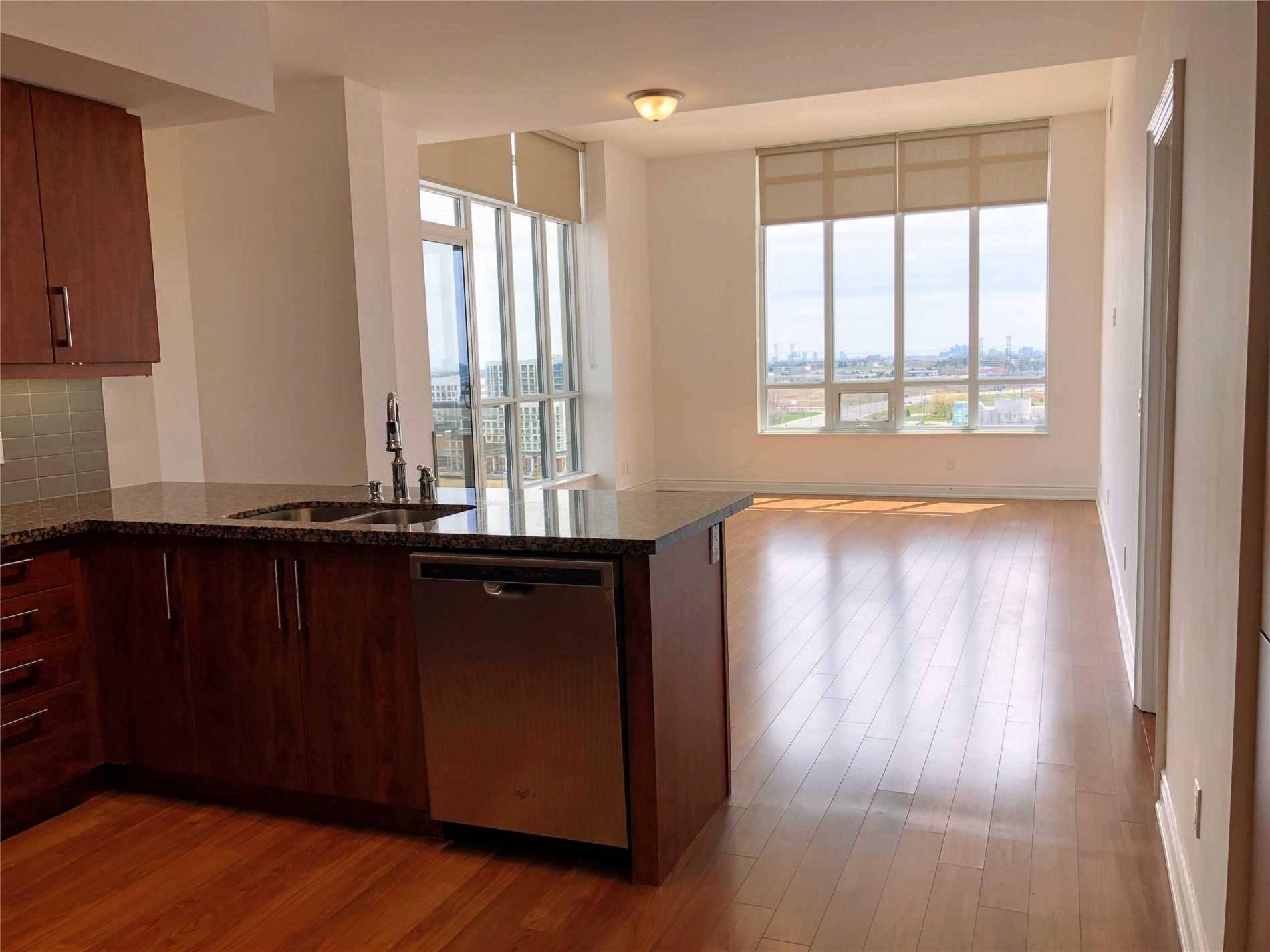 Apartment for rent at 38 Cedarland Dr Unit 1807 Markham Ontario - MLS: N4716419