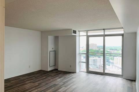 Apartment for rent at 38 Joe Shuster Wy Unit 1807 Toronto Ontario - MLS: C4517265