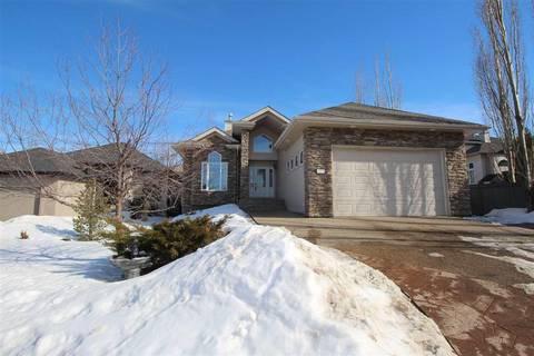 House for sale at 1807 Bowman Pt Sw Edmonton Alberta - MLS: E4147965