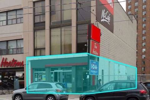 Commercial property for lease at 1807 Eglinton Ave Toronto Ontario - MLS: W4594709