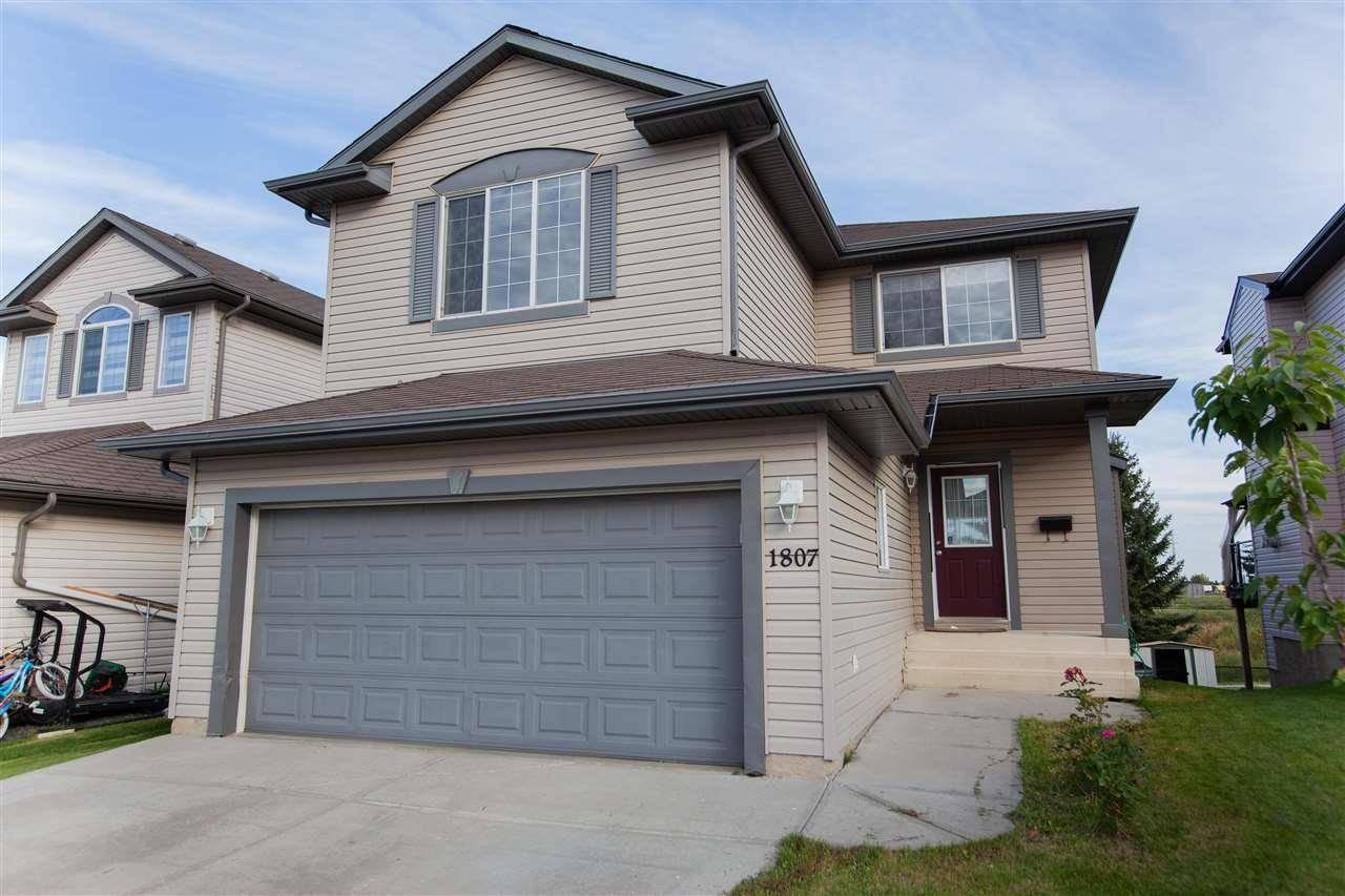 House for sale at 1807 Garnett Wy Nw Edmonton Alberta - MLS: E4174872