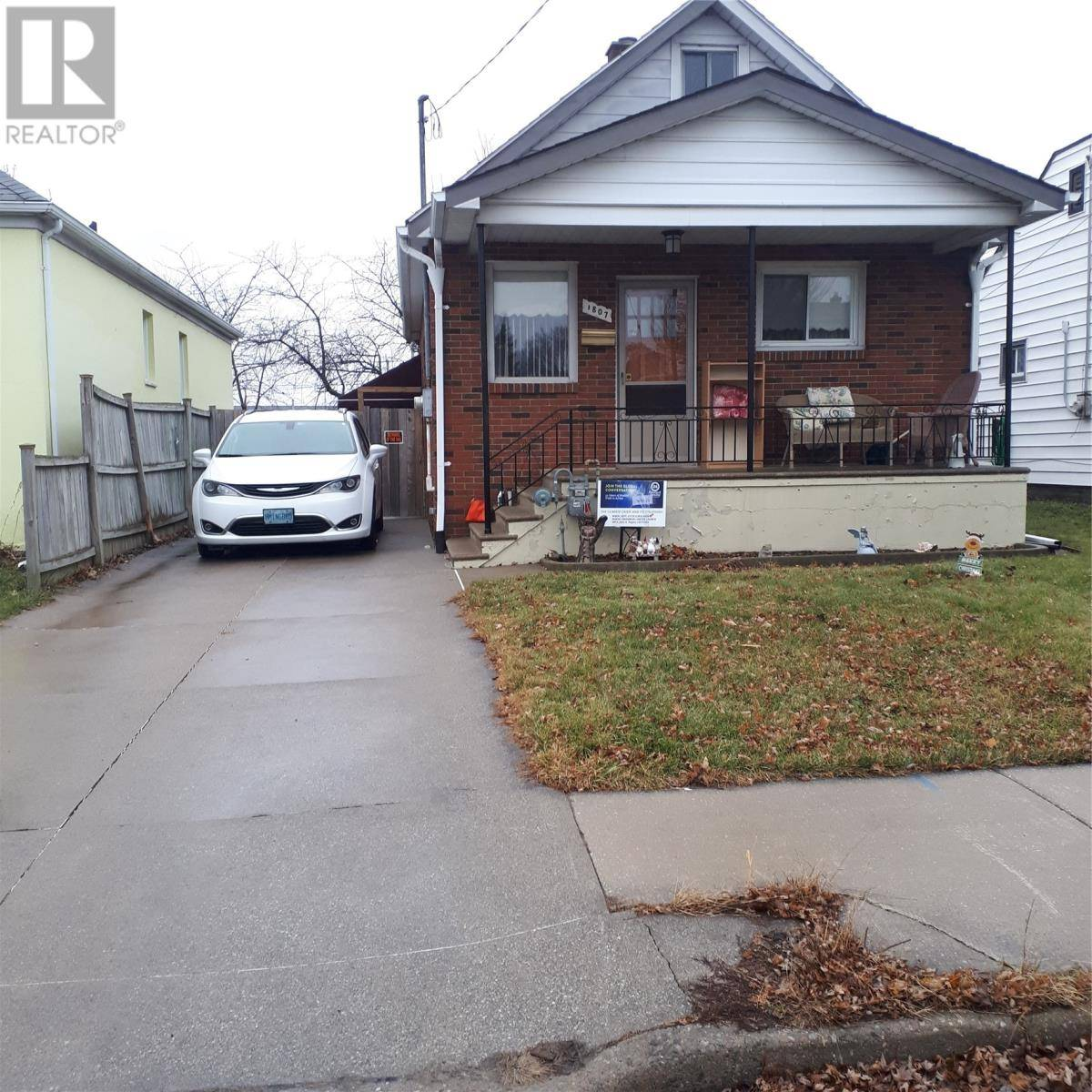 House for sale at 1807 Pierre  Windsor Ontario - MLS: 20000346