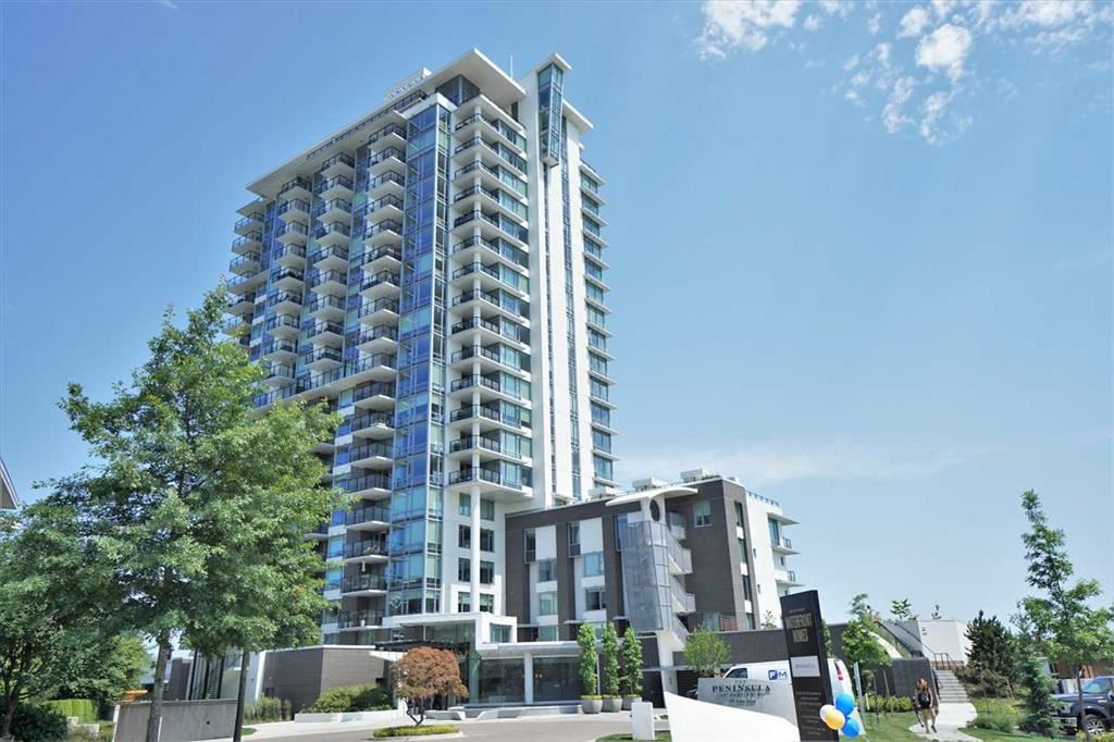 Sold: 1808 - 210 Salter Street, New Westminster, BC