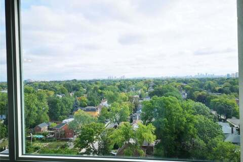 Apartment for rent at 238 Doris Ave Unit 1808 Toronto Ontario - MLS: C4922301