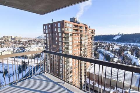 Condo for sale at 80 Point Mckay Cres Northwest Unit 1808 Calgary Alberta - MLS: C4224988