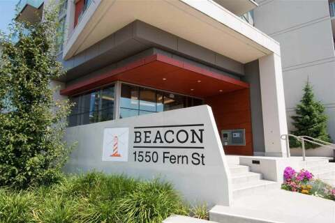 Condo for sale at 1550 Fern St Unit 1809 North Vancouver British Columbia - MLS: R2461367