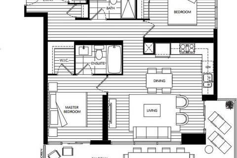 Apartment for rent at 2220 Lake Shore Blvd Unit 1809 Toronto Ontario - MLS: W4475756
