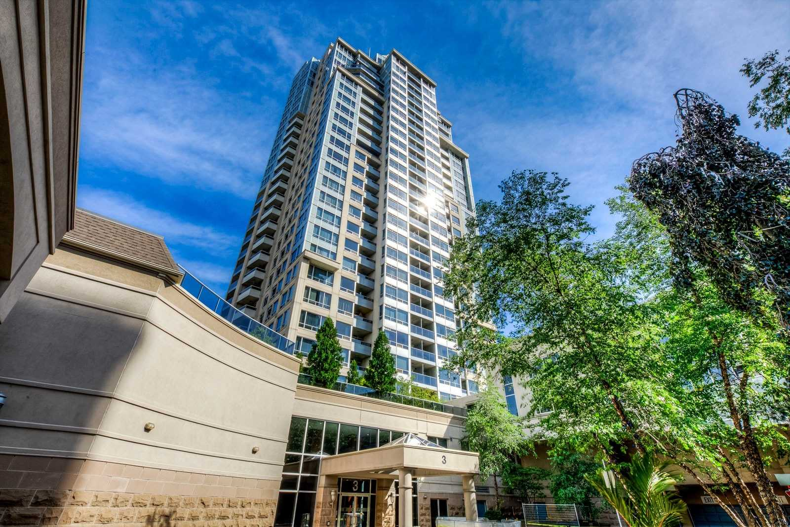 For Rent: 1809 - 3 Rean Drive, Toronto, ON | 1 Bed, 2 Bath Condo for $2000.00.