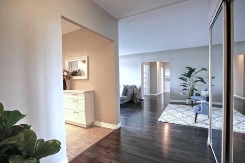Apartment for rent at 5250 Lakeshore Rd Unit 1809 Burlington Ontario - MLS: W4663244