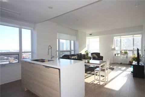Apartment for rent at 88 Scott St Unit 1809 Toronto Ontario - MLS: C4658526