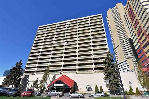 Condo for sale at 9918 101 St Nw Unit 1809 Edmonton Alberta - MLS: E4157920