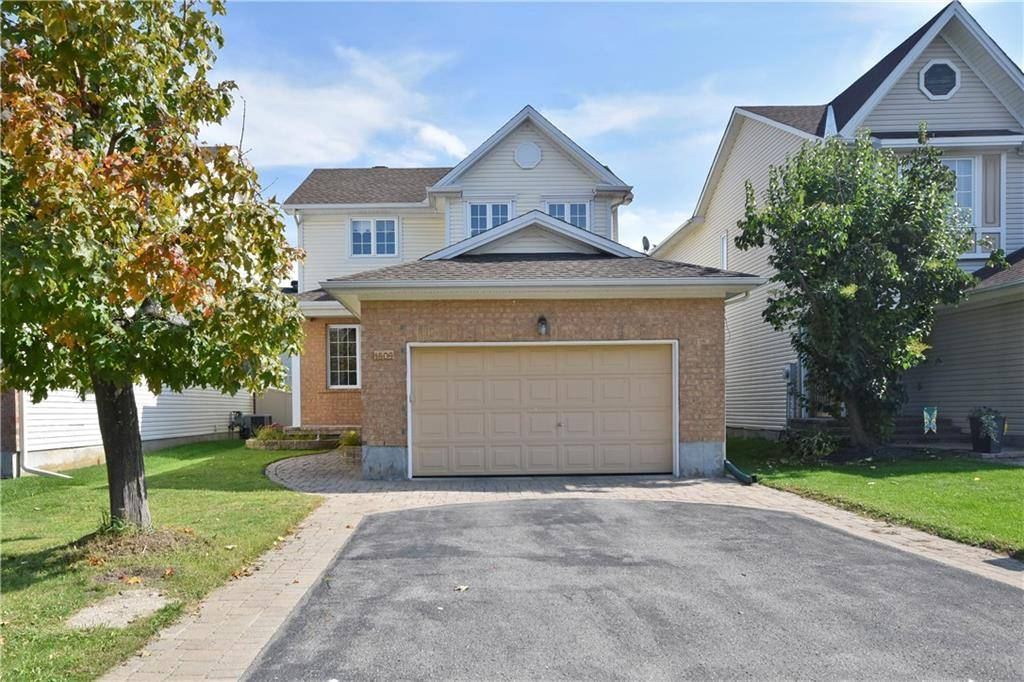 House for sale at 1809 Nicolet Wy Ottawa Ontario - MLS: 1170913