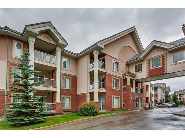 For Sale: 181 - 223 Tuscany Springs Boulevard Northwest, Calgary, AB | 1 Bed, 2 Bath Condo for $419,900. See 31 photos!