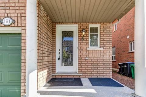Condo for sale at 525 Novo Star Dr Unit 181 Mississauga Ontario - MLS: W4589022