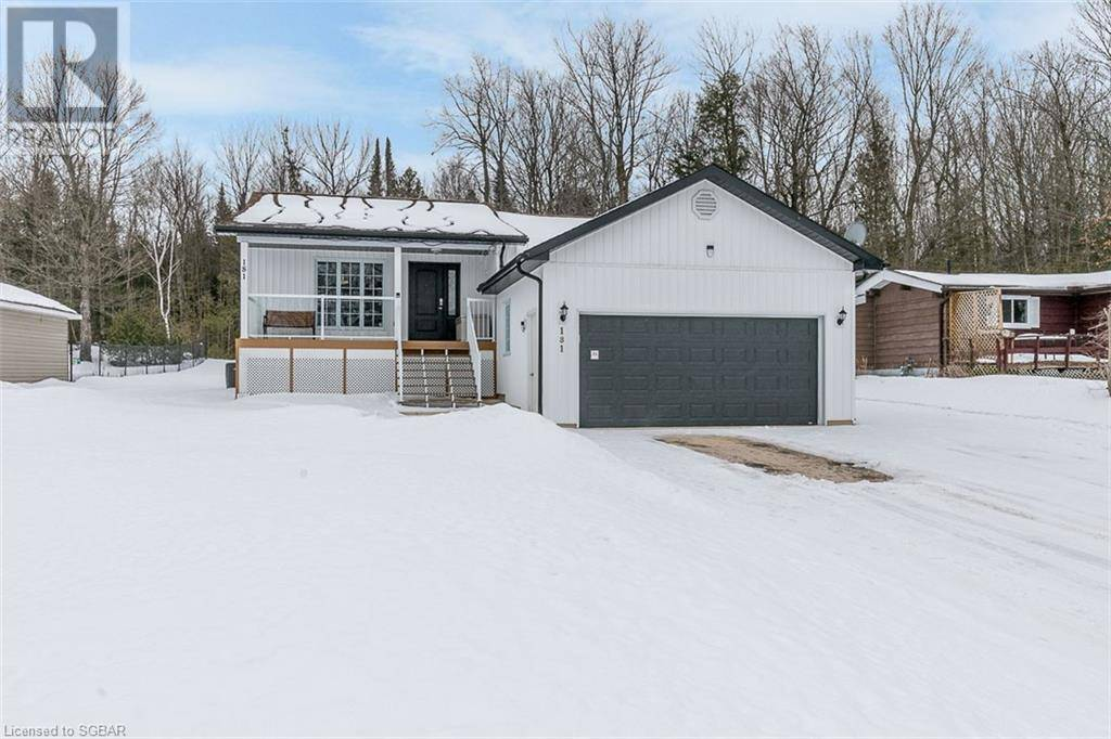 House for sale at 181 Bayview Ave Port Mcnicoll Ontario - MLS: 242191