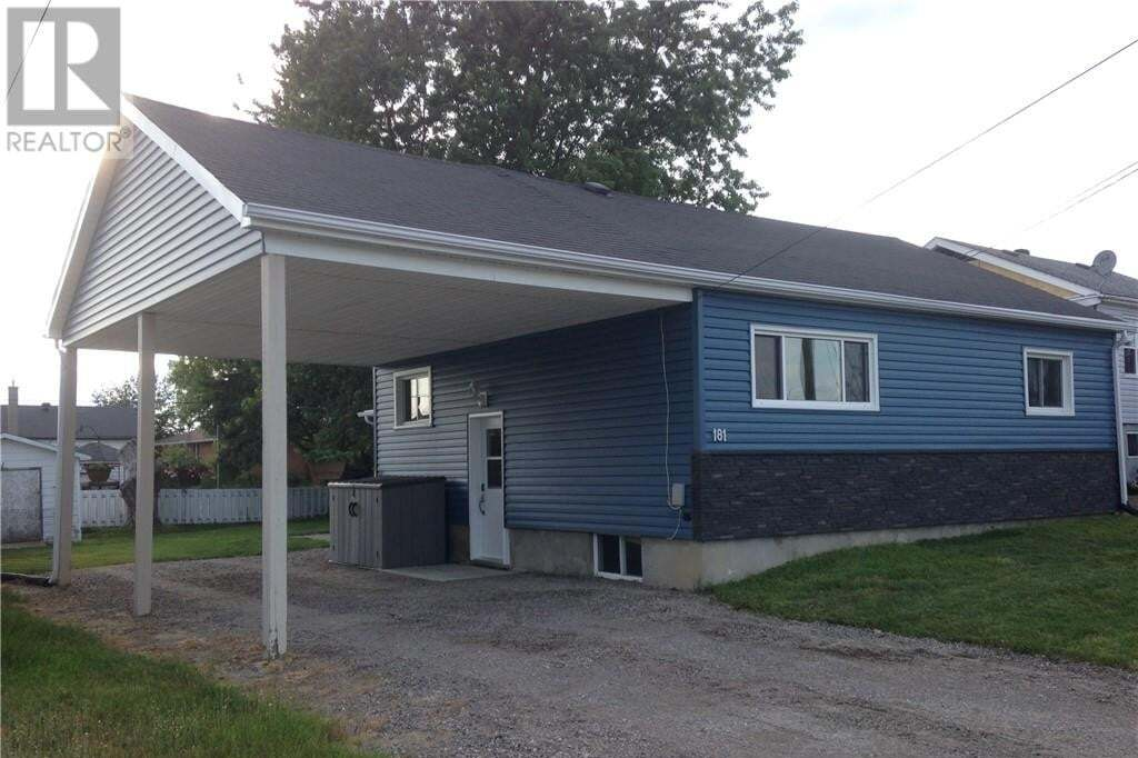 House for sale at 181 Cote Ave Chelmsford Ontario - MLS: 2085955