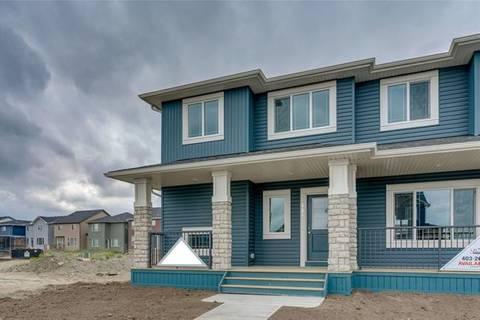 Townhouse for sale at 181 Evanston Hill(s) Northwest Calgary Alberta - MLS: C4262425