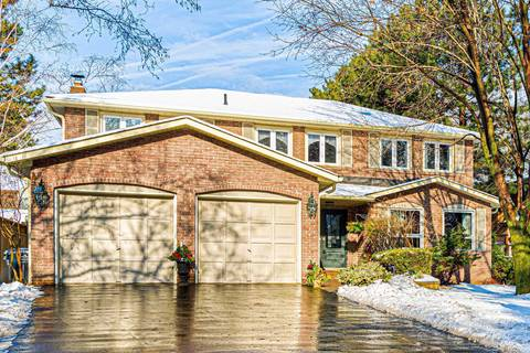 House for sale at 181 Glenview Dr Mississauga Ontario - MLS: W4733071
