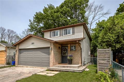 House for sale at 181 Hickling Tr Barrie Ontario - MLS: S4514471